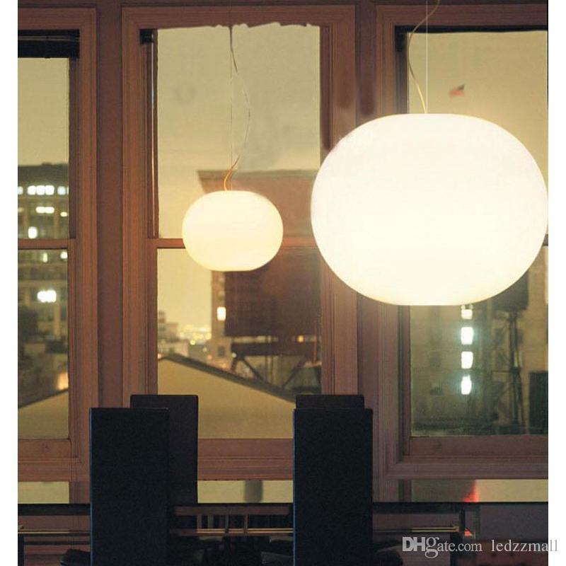 Flos Glo Ball Pendant Lamp Modern Chandelier Glass Dining Room ...
