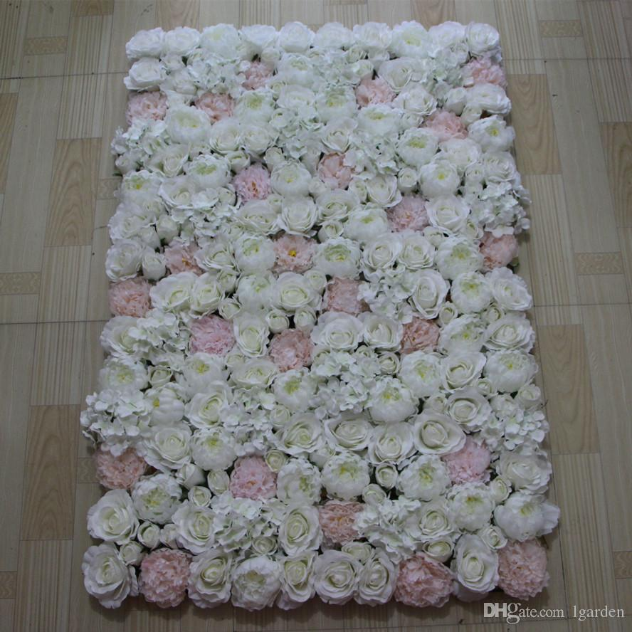 2018 Newest Wedding Decoration Artificial Rose Peony And Hydrangea ...