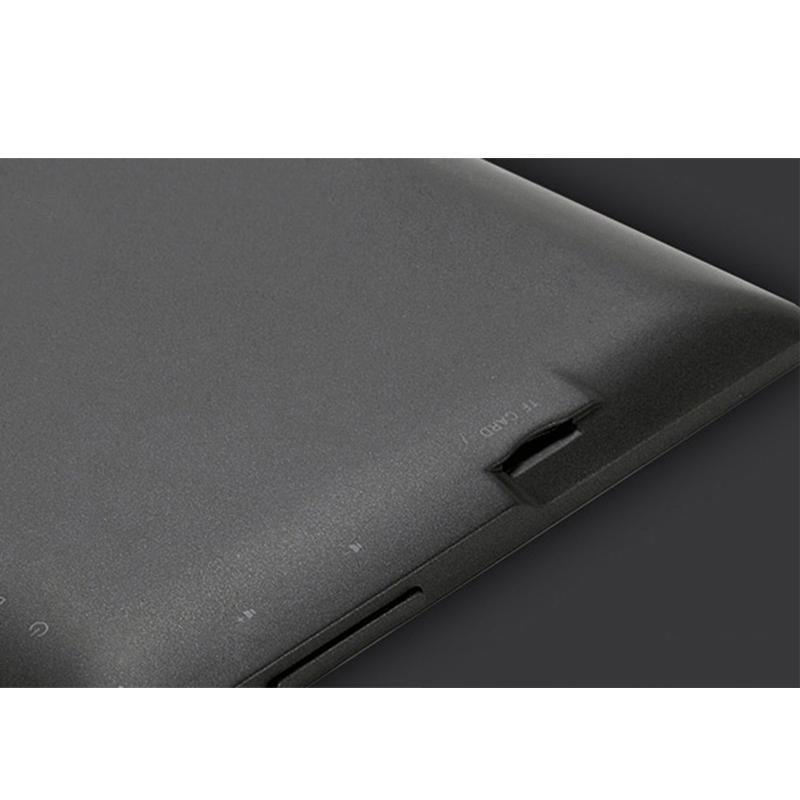 Q88 7 بوصة Android 4.4 Tablet ثنائي النواة 1024 * 600 Allwinner A33 Capacitive MID 512MB 8GB tablet