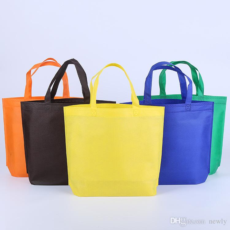 acddd7328b L 35(L) 10(W) 45(H). Wholesale Shopping Bags Foldable bags Reusable Grocery  tote Convenient Totes Bag Shopping Cotton ...
