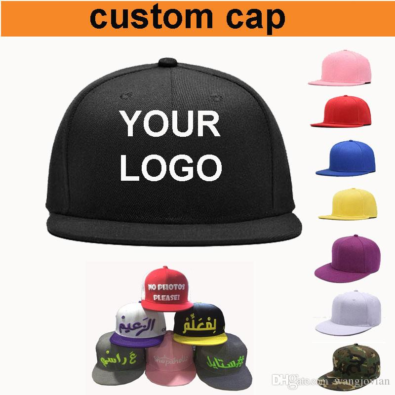 Wholesale Snap Back Adult Kid 3d Embroidery Logo Customize Cap