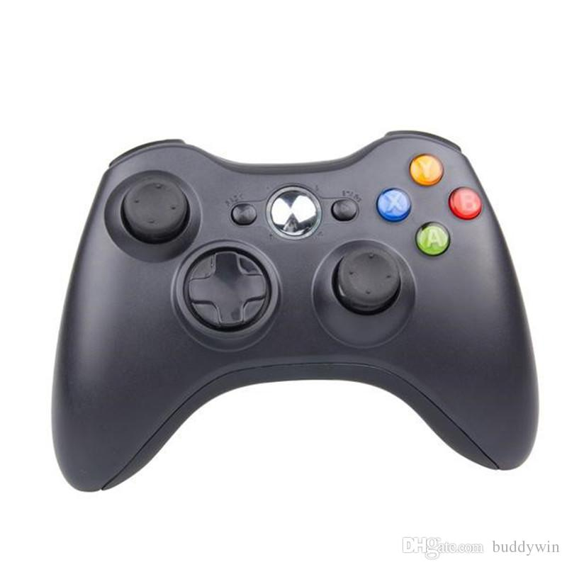 2.4G Wireless Game Controller Xbox 360 Gamepad Controller Joypad For Xbox 360 Andriod PC PS3 With Retail Box