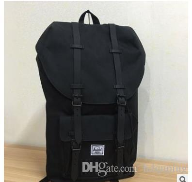 2019 2017 New Arrival Wholesale Price Herschel Backpack Bags Black Blue Gray  High Fashion Limited Sport Outdoor Packs Free Shiipping From Hdquping 7f511c3e52992