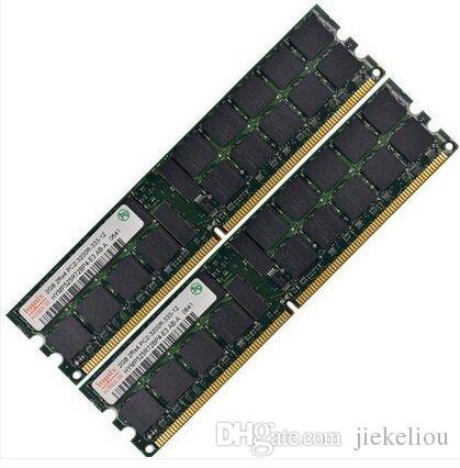 Серверная память 4 ГБ 2 x 2 Гб DDR2 с частотой 400 МГц с ECC Рег 2 ГБ 2Rx4 ПЦ2-3200р станции оперативной памяти для IBM JS21 в энкодере hs20 X3455 X3610 X3655 X3755 X3850M2 X3950M2