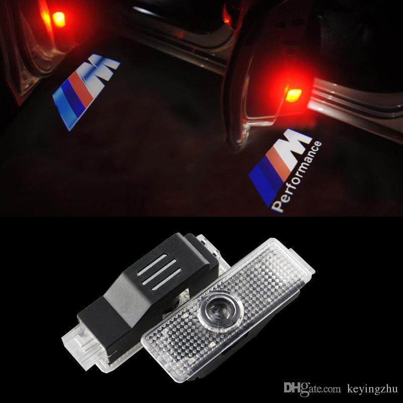 2017 Car Door Lights For Bmw Ghost Shadow Logo Led Laser Projector Welcome L& E60 E63 E90 E93 X1 X3 X5 X6 M3 M5 From Keyingzhu $9.05 | Dhgate.Com & 2017 Car Door Lights For Bmw Ghost Shadow Logo Led Laser Projector ... Pezcame.Com