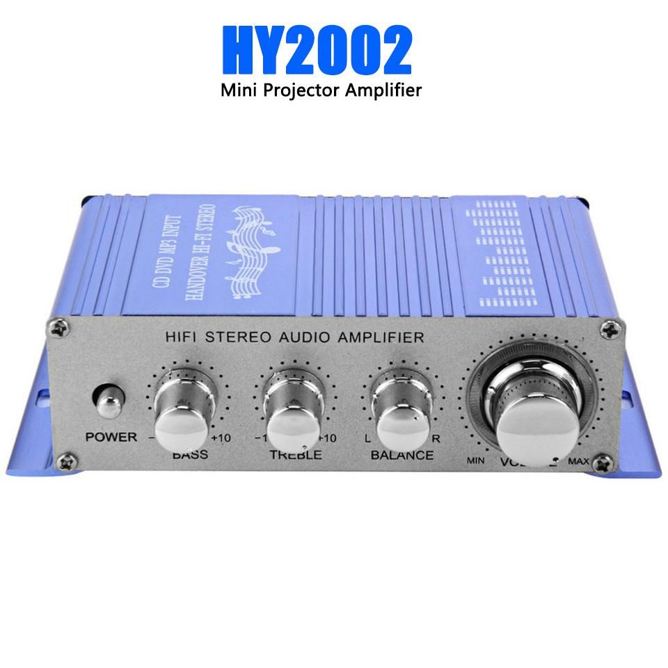 12v Hy 2002 Mini Amplifier Fm Auto Car Stereo Channel 2x50w Class D Audio Power Circuit Board Ebay Support Cd Dvd Mp3 Speaker Input For And Motorcycle Hi Fi