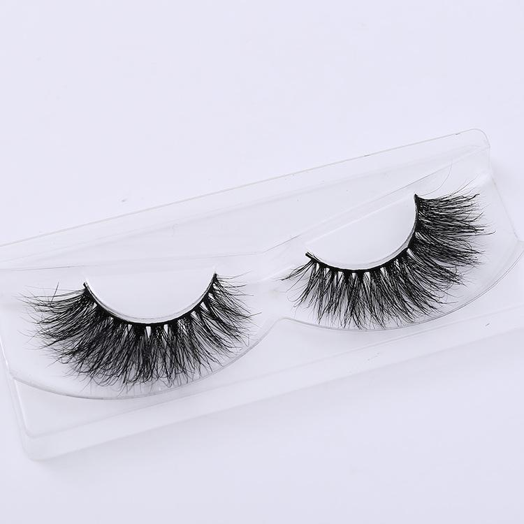 a35741e1605 3D Mink False Eyelashes Makeup 100% Real Mink Natural Thick Full Strip Eye  Lashes Women Beauty Hand Made A21 Model False Eyebrows Grow Eyelashes From  ...