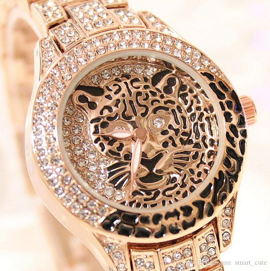 watch bracelet quartz gold crystal rose brand diamond wristwatch luxury silver women product