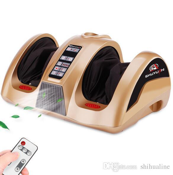 Yeni çok fonksiyonlu ısıtma pedalı ekipmanı bacak masajı