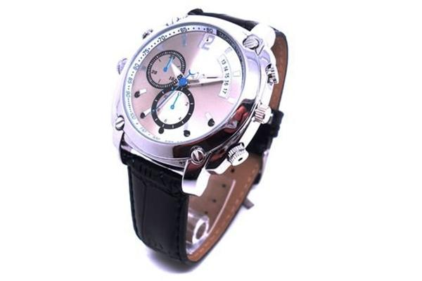 1080p кожа часы камера с ночного видения 16 ГБ Водонепроницаемый Полный HD наручные часы DVR мини камеры аудио видеорегистратор 20 шт.
