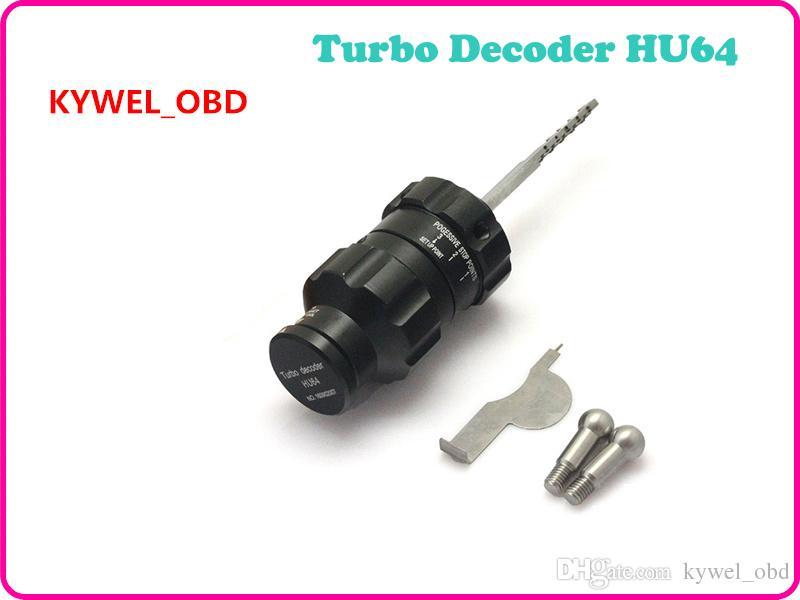 جديد وصول TURBO DECODER HU64 لمرسيدس بنز ، باب السيارة مفتوح HU64 توربو فك لمرسيدس بنز ، HU64 أداة فك locksimth