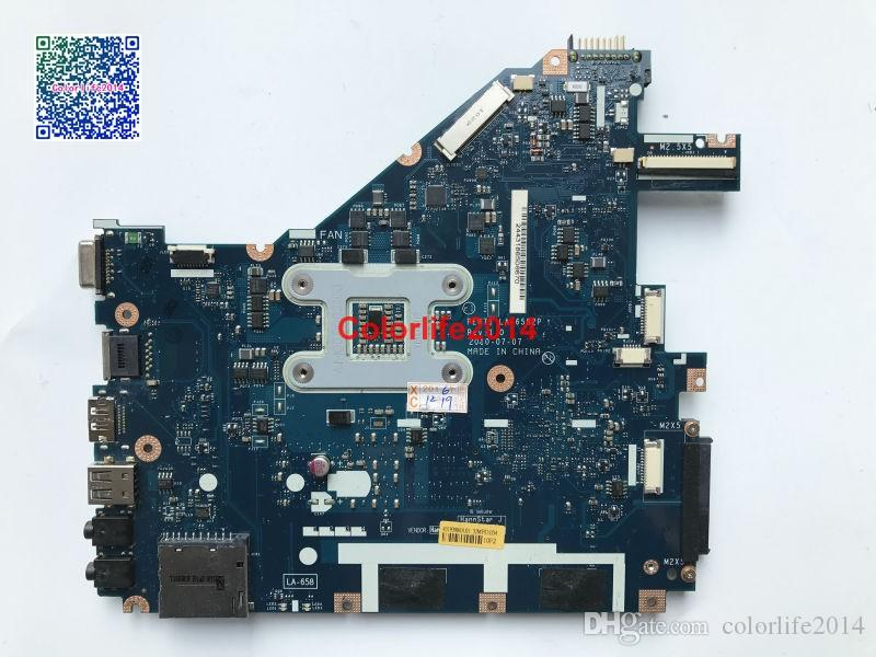 PEW71 LA-6582P for Acer Aspire 5742 Laptop Motherboard MBR4L02001 DDR3 HM55 PGA989 working perfect