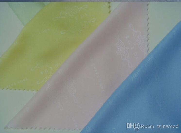 14 * 14 سم ستوكات قطعة قماش للتنظيف للهواتف اللوحية الكمبيوتر المحمول النظارات القماش عدسة النظارات مناديل الغبار غسل القماش المنزلية