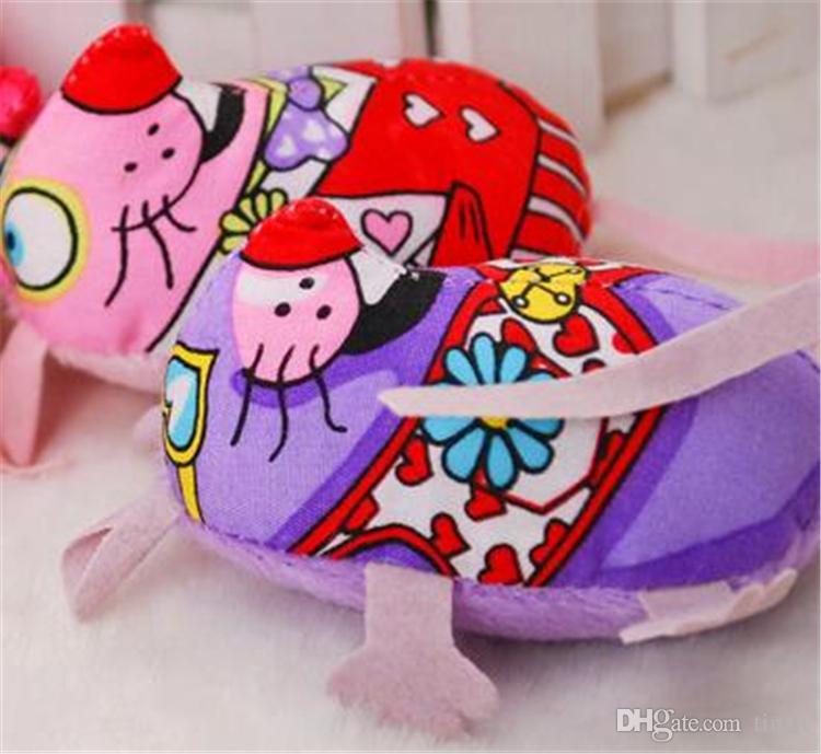 Cat toys Lovely Mouse for Cat Dogs Funny Fun playing contain catnip toys Pet supplies Mixed color IC505