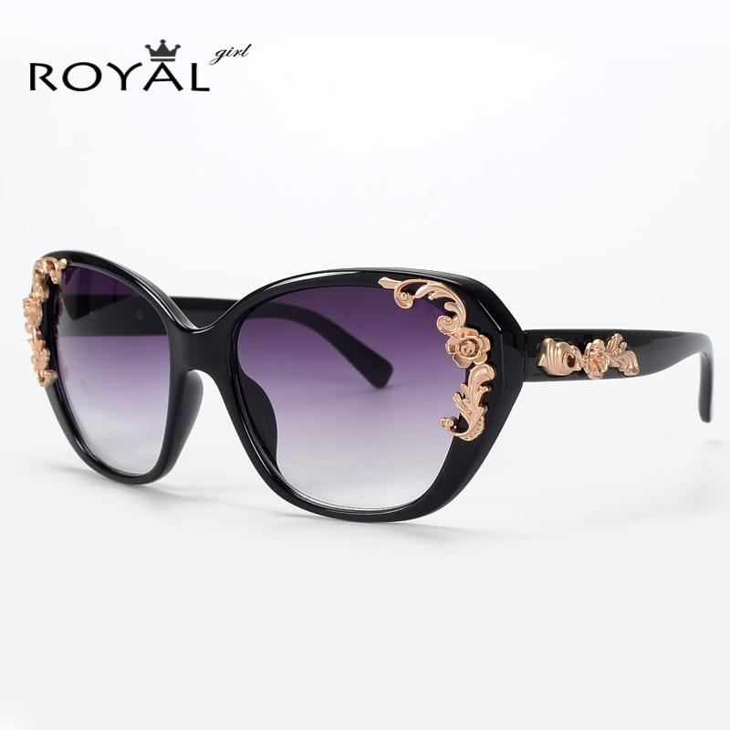7d43f283d84b Wholesale-ROYAL GIRL Women Baroque Roses Sunglasses Retro Square Gradient  Sun Shades Glasses Ss085 Sunglasses Retro Rose Sunglasses Glasses Glasses  Online ...