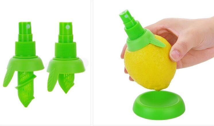 Creativo Lemon Orange Sprayer Succo di frutta Citrus Lime Juicer Spritzer Gadget da cucina Spray Succo di frutta fresca