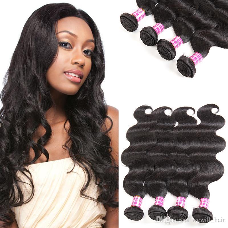 Best Sale Hairstyles Body Wave Hair Weaves Brazilian Peruvian