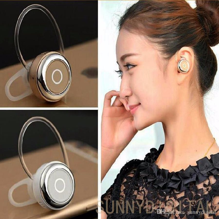 Mini Q3 Wireless V40 Bluetooth Ear Hook Earphone Earbud Handfree Hf Zipper Universal Portable Voice Control With Mic Headset Headphone
