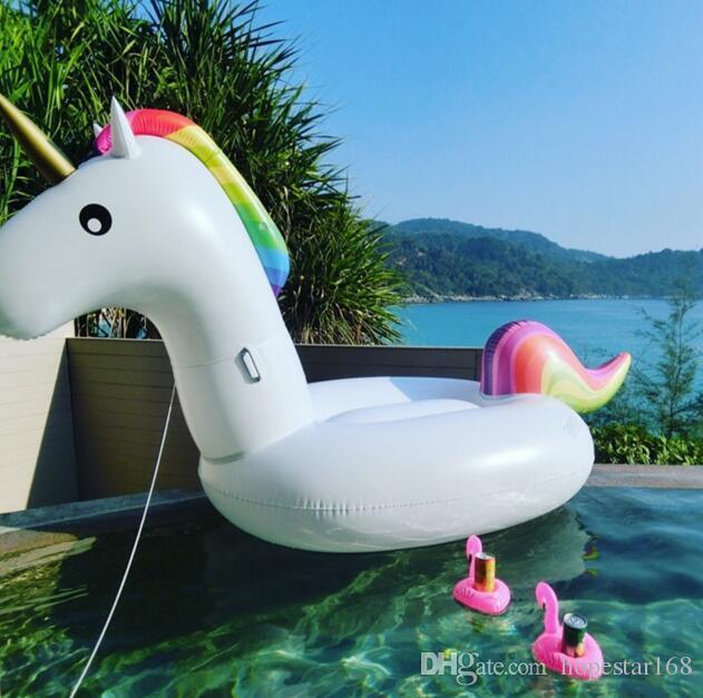 275X120X140CM большой надувные поплавки надувные фламинго бассейн игрушки надувные гигантский Лебедь плавательный бассейн ездить на поплавки бассейн вода игрушка