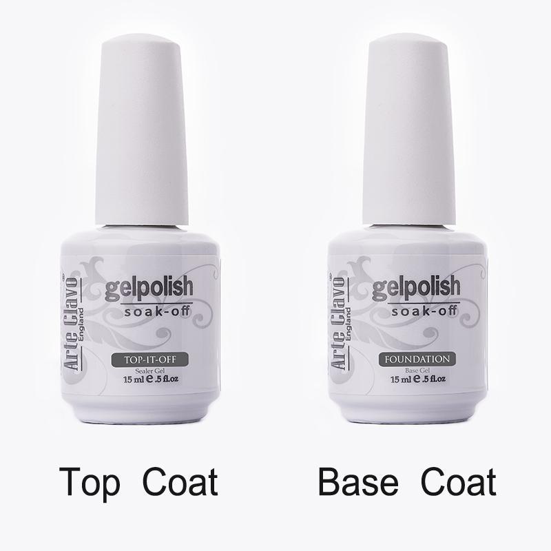 Wholesale Nail Accessories 15ml Arte Clavo Nail Art Primer Base Coat ...