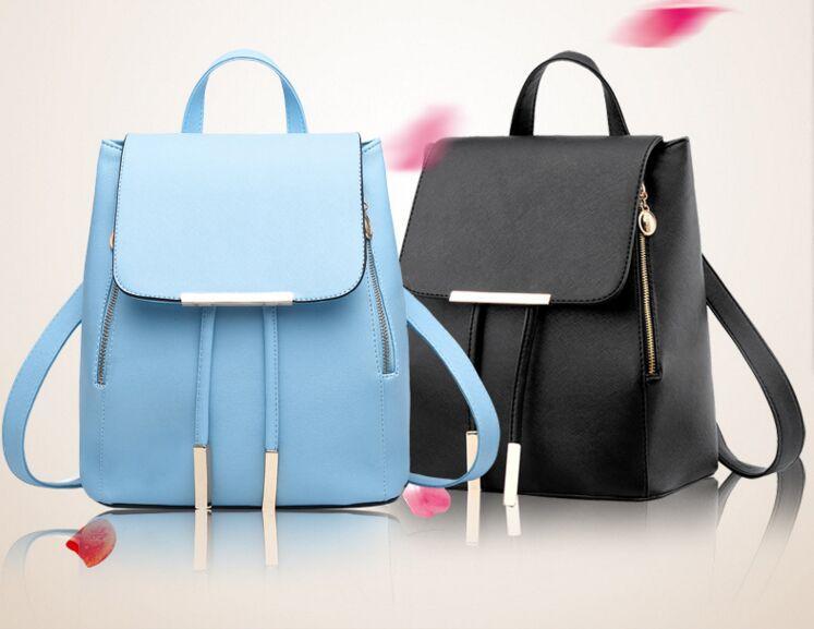 2017 New Fashion Backpack Designer Handbag Retro Shoulder Bags ...