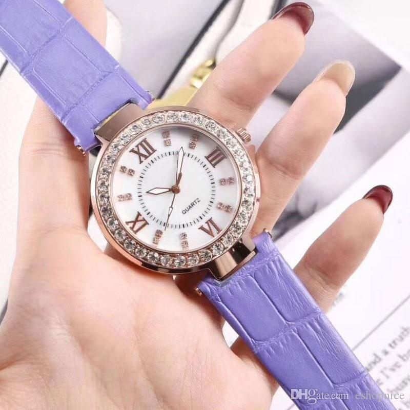 fashionable blue strap quart womens free leather no women clock wristwatches wesupplies quartz waterproof shipping pu luxury products female watch ladies wristwatch watches top