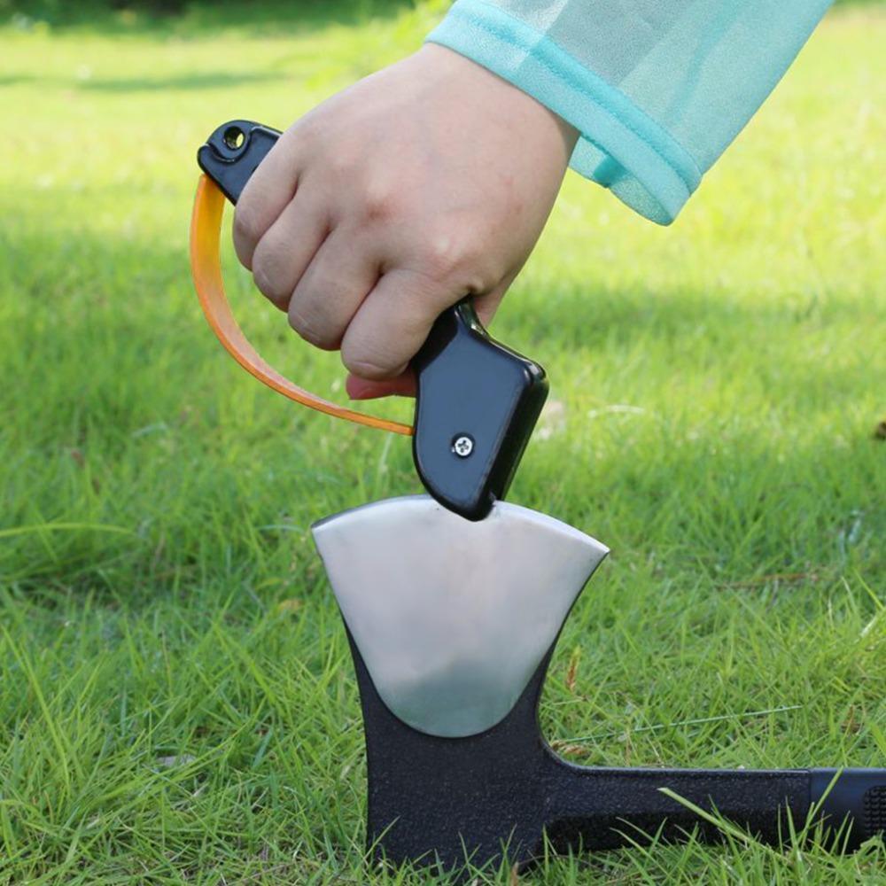 yoyal pocket sharpener carbide household handhled mini knife