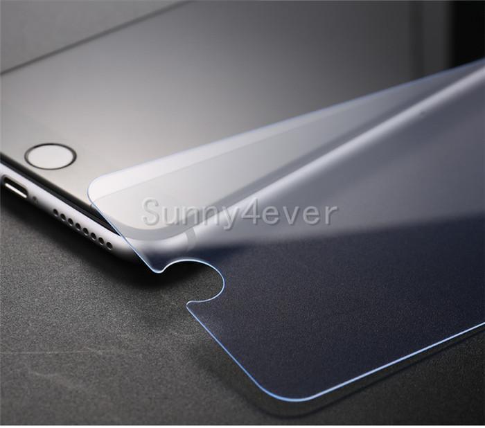 IPhone 8 için Temperli cam 2.5D Anti Mavi Işık Temizle HD 9 H Ekran koruyucu Mavi Işık Engelleme Göz Korumak Film Iphone 8 Için 7 6 artı 5 s
