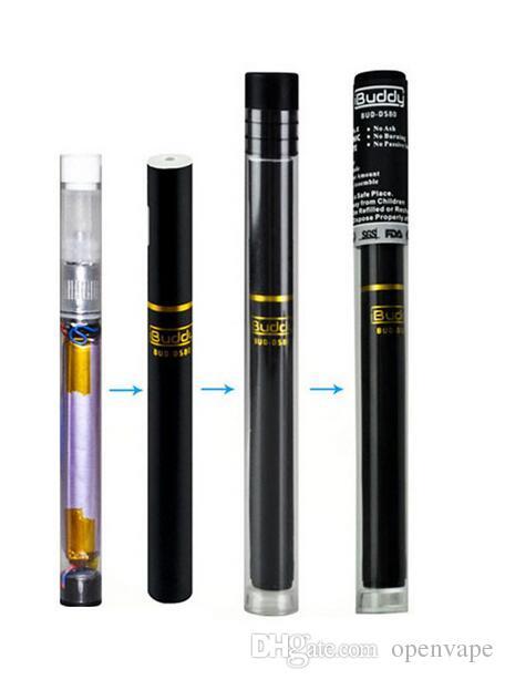 Neue Knospe-Kapsel-Co2 Ölwegwerf-Kanada-Marke juju Gelenk wegwerfbare e-Zigarette leerer BUD-DS80 / DS92 dicker Zerstäubergroßverkauf