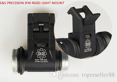 IFM CAM Flashlight Hunting Spotlight Pistola impermeabile Lanterna Flashtorch Light Costante / strobo / Uscita momentanea