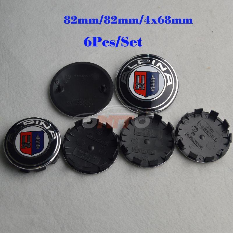 High Quality ABS Aluminun wheel hub cap Auto head hood Emblem rear boot label Car front Bonnet Logo tail Trunk Badge