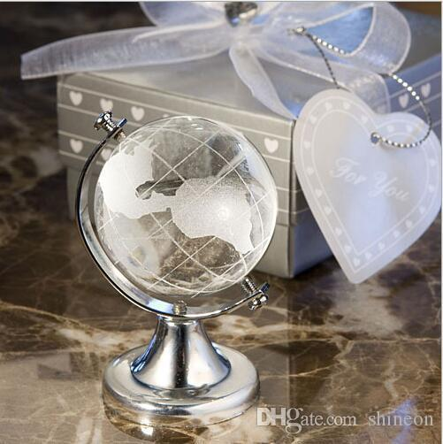 Online cheap wedding gifts crystal glass globe world map ball online cheap wedding gifts crystal glass globe world map ball handmade feng shui decorative glass world globe balls office home decor craft by shineon gumiabroncs Images