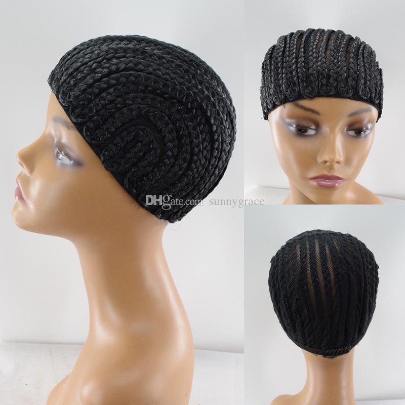 Braid wig cap for making wigs synthtic hair weaving cap size s m l braid wig cap for making wigs synthtic hair weaving cap size s m l glueless wig caps for synthetic hair cotton wig cap liner drawstring wig cap from pmusecretfo Images