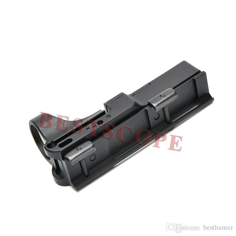Новый тактический Red Dot Scope EX 182 Элемент SeeMore Железнодорожное Reflex C-MORE Red Dot Sight 6 Цвет Оптика Бесплатная доставка
