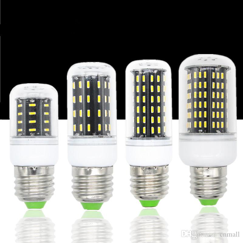 10x Ultra Bright E27 E14 GU10 G9 12W 18W 25W 30W 35W Led Bulb Lights SMD 4014 Led Corn Light AC 85-265V Lamp Corn Bulb 360 degree Spot Light