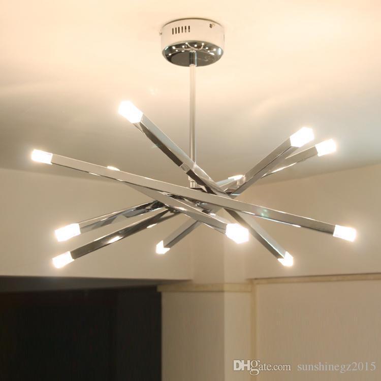 Hot Modern Style Adjustable Horizon Stars Pendant Light Creative ...