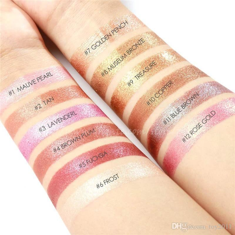 FA37 FOCALLURE Glitter Eye Shadow Cosmetic Makeup Diamond Lips Loose Makeup Eyes Pigment Powder