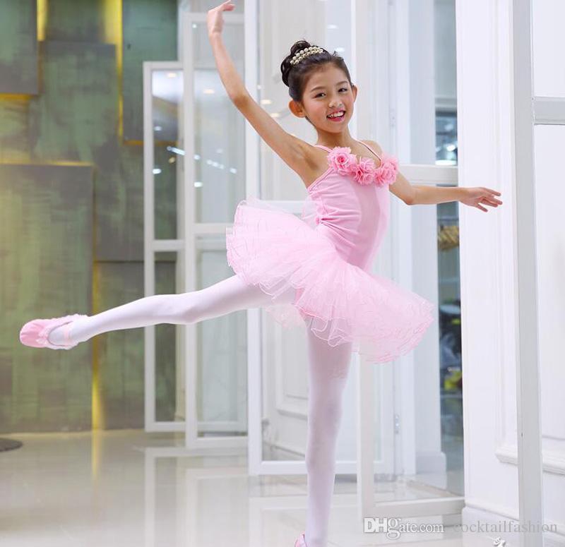 Compre Vestido De La Danza Del Tutú Del Ballet Para Las Muchachas El ...