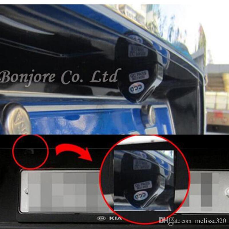 2017 주차 방수 CCD 유니버설 HD 자동차 후면보기 백업 리버스 야간 비전 자동 카메라 Audi / Ford / Toyota 및 모든 자동차 용