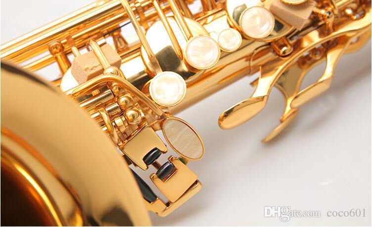Giappone YANAGISAWA caldo W01 T-901 B sassofono tenore piatto professionale spedizione gratuita
