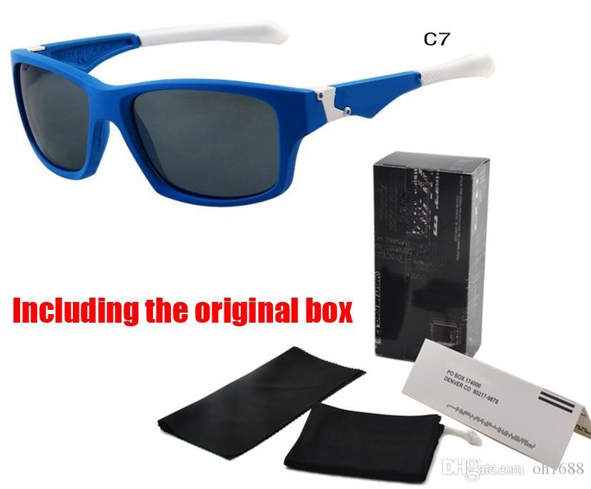Brand designer sunglasses men spectacles Bicycle glasses big sunglass sports cycling sun glasses oculos de sol with Retail box