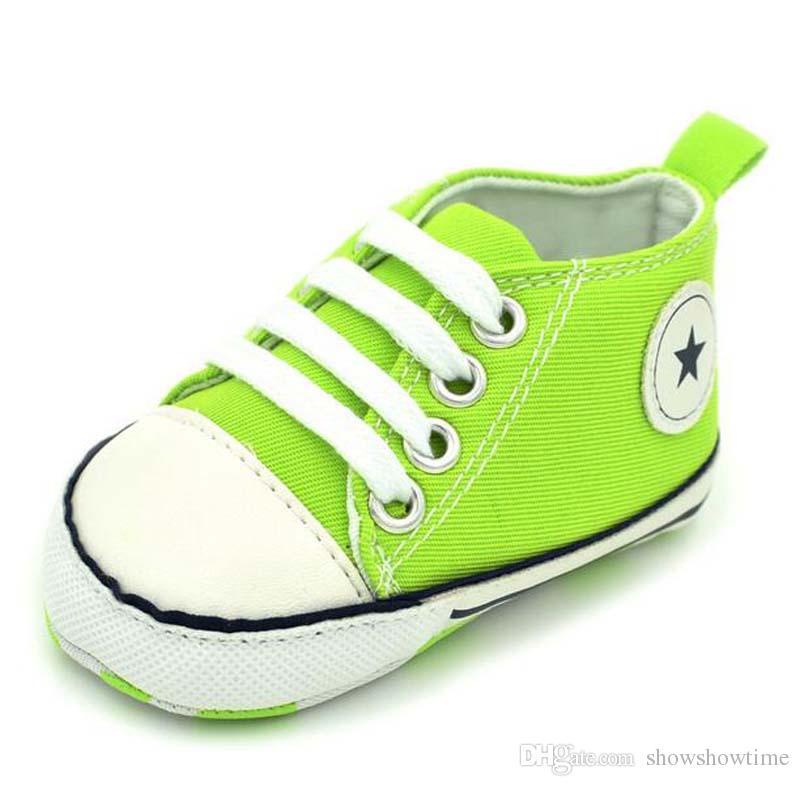 Brand Mini Kids Shoes children girls Boys cute non-slip soft bottom kids Study Walk shoes baby shoes