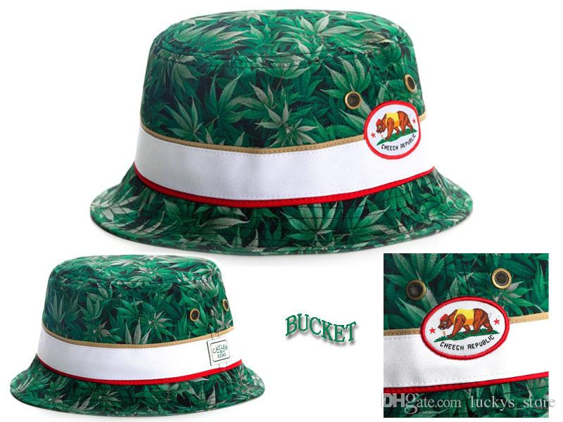 New Sun hats Mens bucket hats outdoor fishing brim summer cap for travel KATIN USA NO PROBLEMO Letters bones fisherman caps
