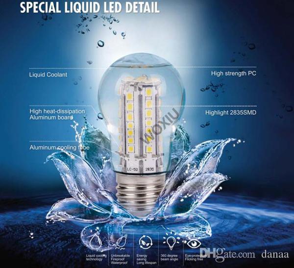 WOXIU حماية العين مصباح طاولة سائل 360 درجة شعاع angle3w 6W ، 8W 10W ، الفضة E27 ، الجهد: AC110-240V ، لمبة طول العمر مجموعة واسعة