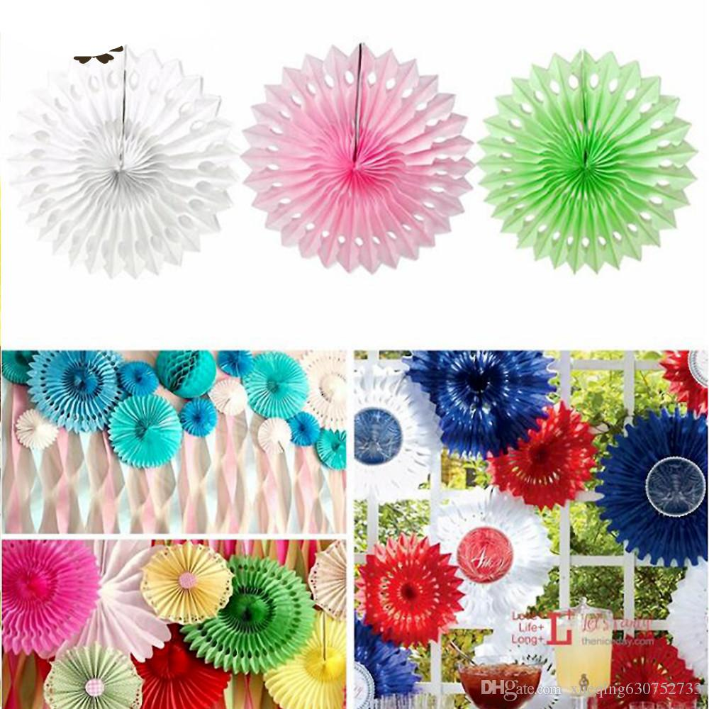 20cm 30cm paper fans flowers pinwheels backdrop for party wedding 20cm 30cm paper fans flowers pinwheels backdrop for party wedding birthday baby shower favors hanging home decoration pink online with 1312piece on izmirmasajfo