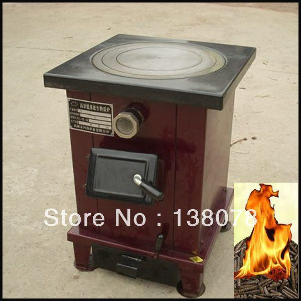 See larger image - 2017 India Reasonable Price Wood Pellet Cooking Stoves/Chinese