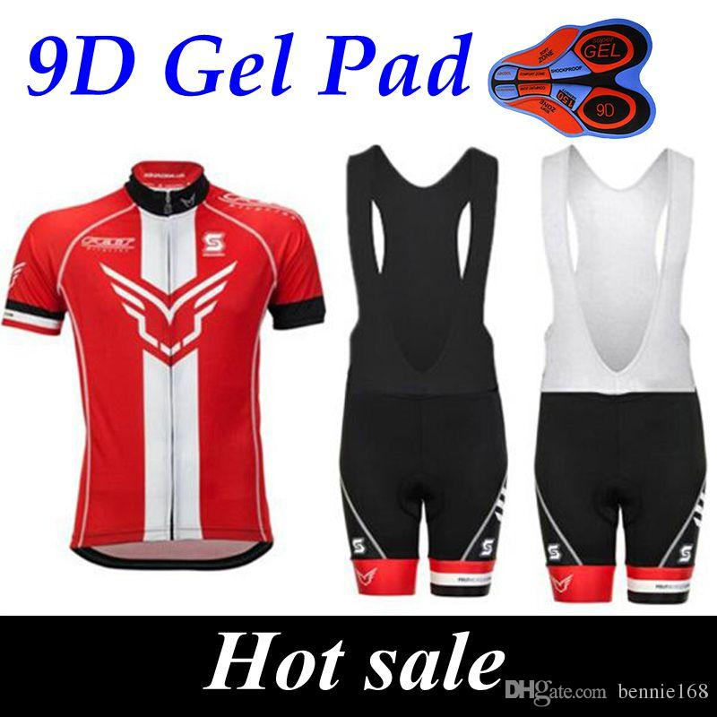 2017 Felt Summer Style Red Cycling Jerseys Ropa Ciclismo Breathable Bike  Clothing Quick-Dry Bicycle Sportwear 9D GEL Pad Bike Bib Pants Cycling  Jerseys Bike ... faea7face