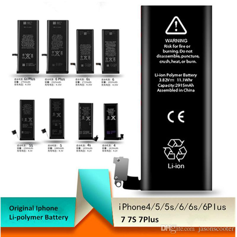 iphone 5 battery size 2018 new original high quality phone battery li polymer 14481