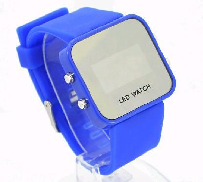 Elements wind new fashion students led lovers watch tide in South Korea a digital watch street wholesale watches