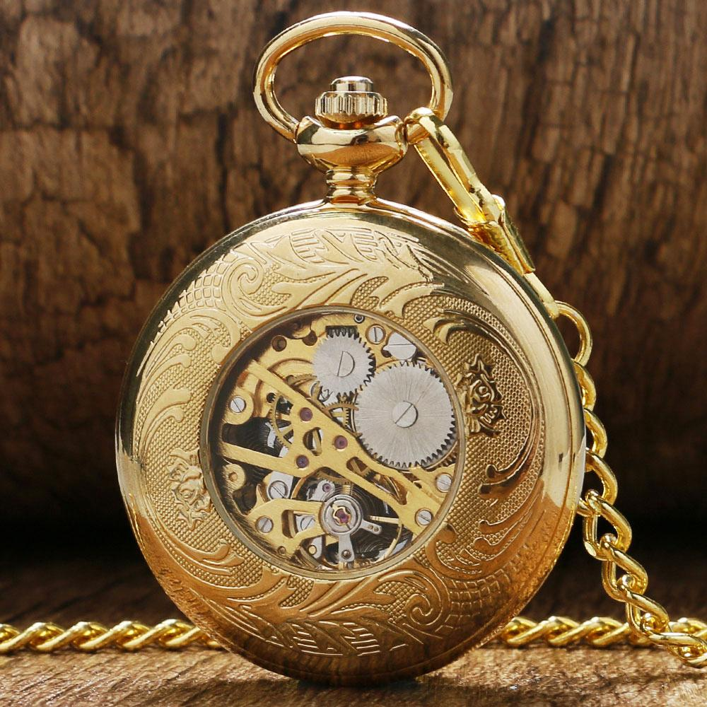 Luxury gift gold pocket watch vintage pendant watch necklace chain luxury gift gold pocket watch vintage pendant watch necklace chain antique fob watches roman number clock pocket relogio bolso old pocket watch old pocket mozeypictures Images